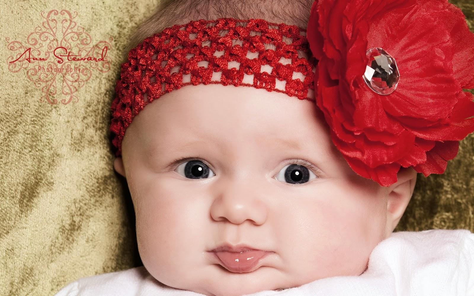 Wallpaper Lucu Bayi Perempuan Gambar Kartun Lucu Dan - Beautiful Cute Babies - HD Wallpaper