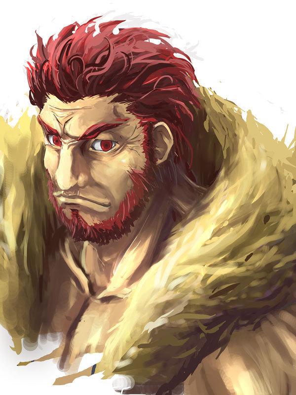 Alexander The Great - Fate Zero Rider Fanart - HD Wallpaper