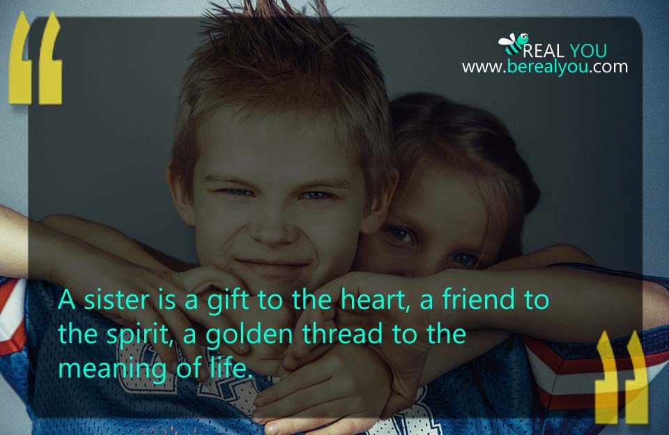 Sister Quote, Brother Sister Relation, Brother Love - Unique Teachers Day Quotes In English - HD Wallpaper