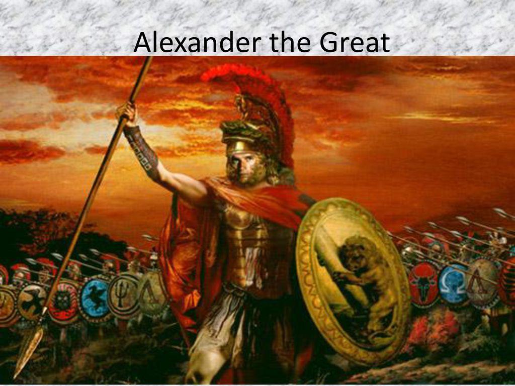 Alexander The Great Cool - HD Wallpaper