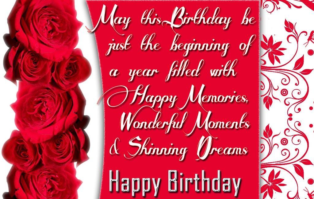 Advance Happy Birthday To Wife 1024x648 Wallpaper Teahub Io