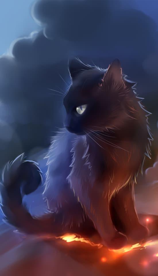 Warrior Cats Iphone Background - HD Wallpaper