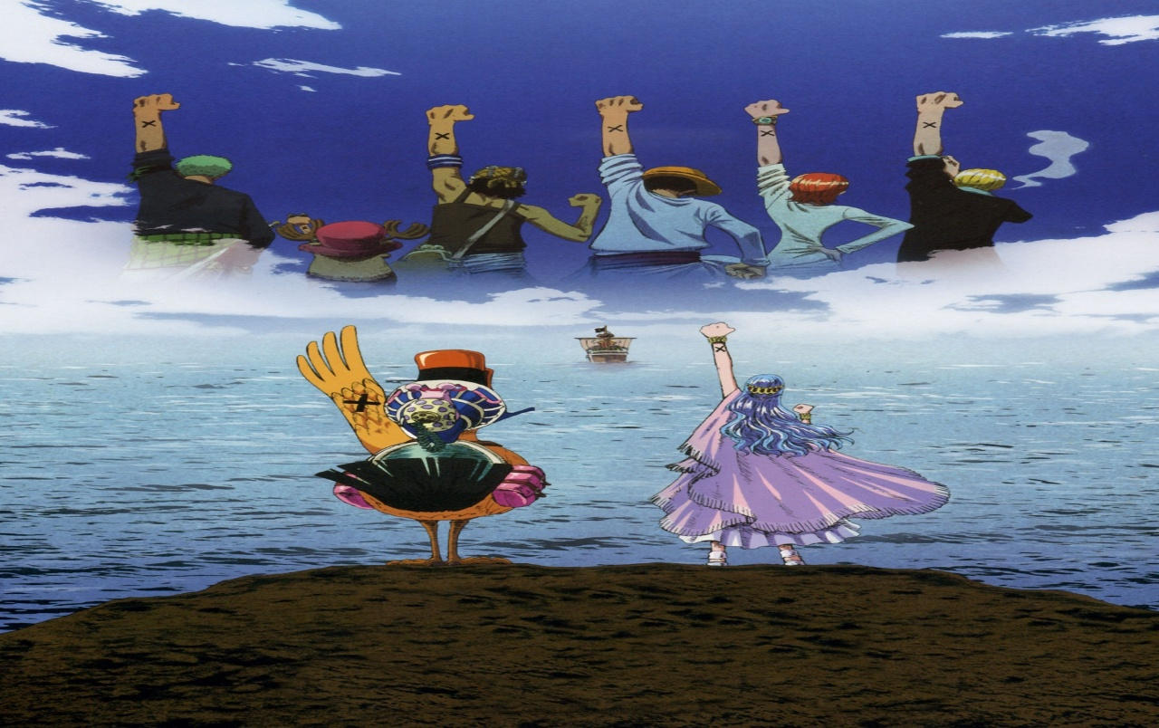 One Piece Nakama Wallpapers - One Piece Best Wallpaper Nakama - HD Wallpaper