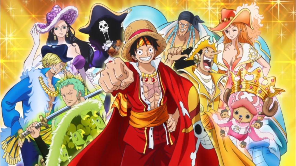 One Piece Download Best Desktop Images Wallpaper Anime One Piece Opening 17 970x545 Wallpaper Teahub Io