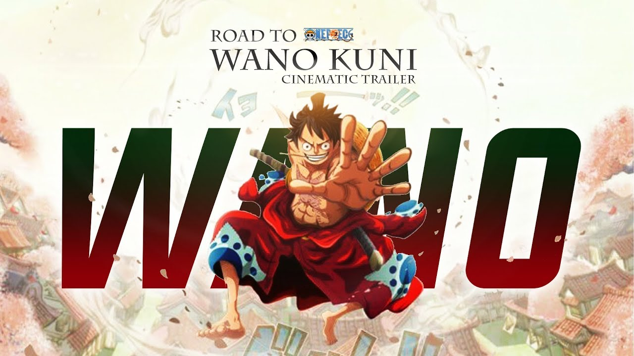 One Piece Wano Kuni 1280x720 Wallpaper Teahub Io