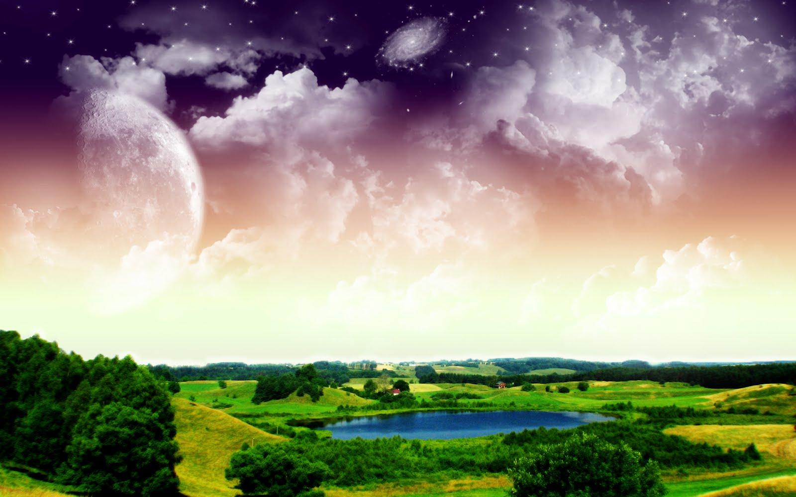 3d Nature, Hd Nature Wallpapers For Desktop Background - Full Hd 3d Hd Wallpapers Background - HD Wallpaper