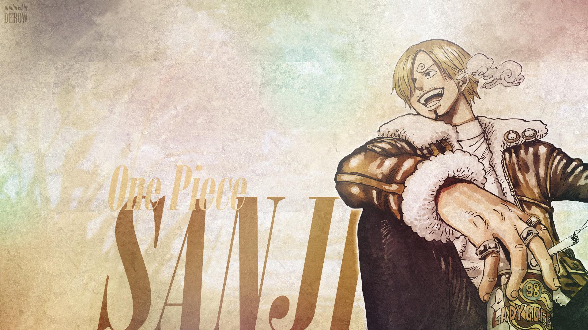 Best Sanji Wallpaper Id One Piece Sanji Hd 1920x1080 Wallpaper Teahub Io