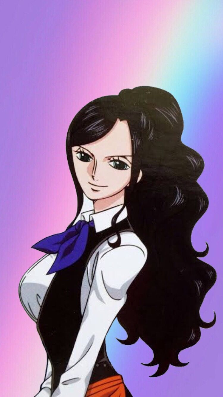 Robin One Piece Wallpaper Nico Robin 750x1334 Wallpaper Teahub Io
