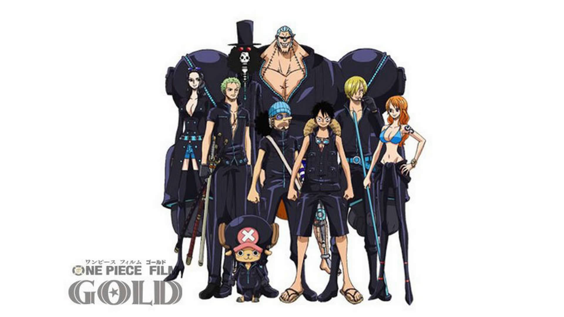 One Piece Film Gold Wallpaper One Piece Straw Hat Pirates Gold 1920x1080 Wallpaper Teahub Io