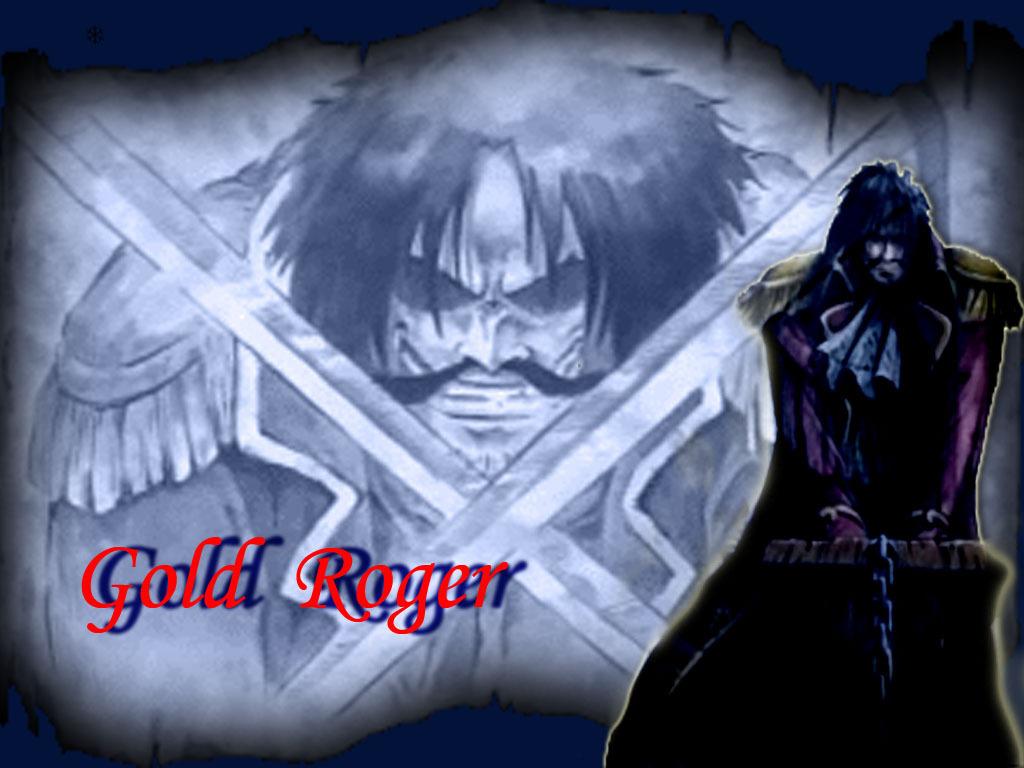 Gold D - Roger - Gd Roger One Piece - HD Wallpaper
