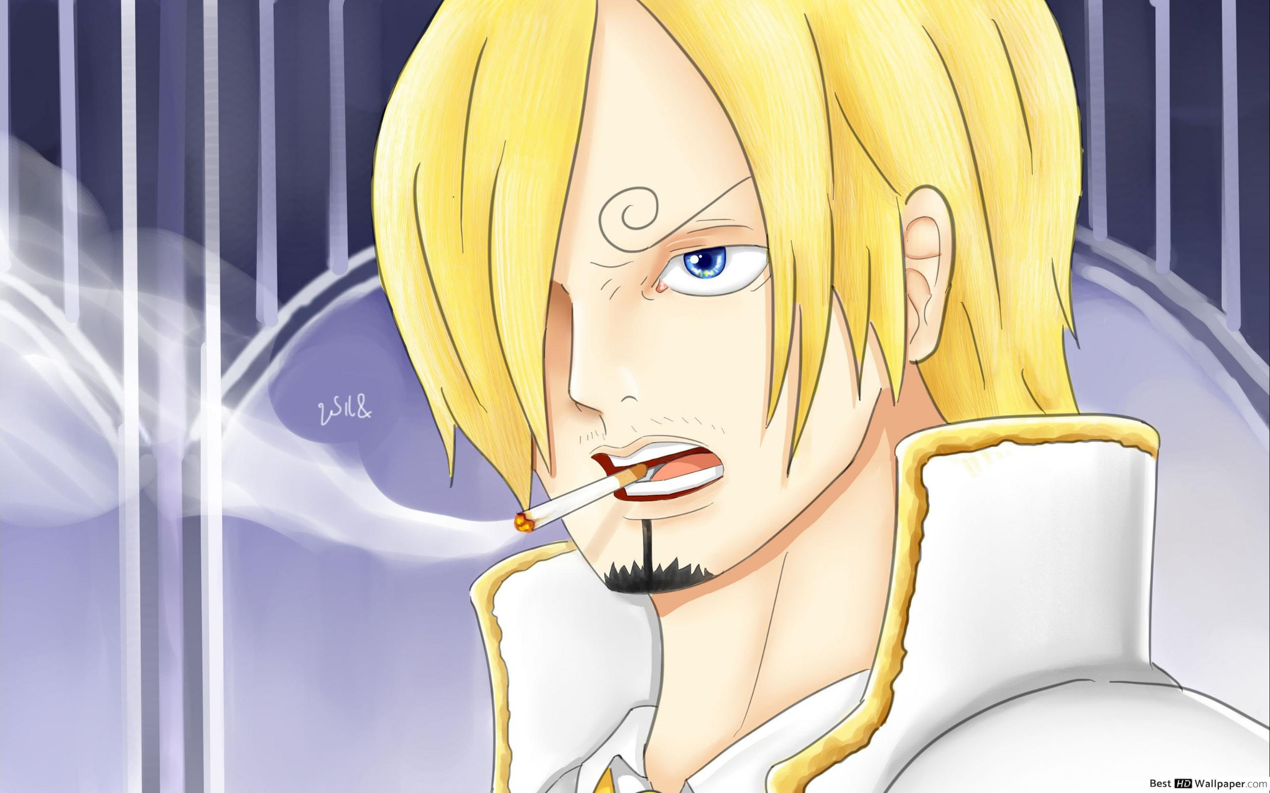Sanji Wallpaper Iphone Hd 2560x1600 Wallpaper Teahub Io
