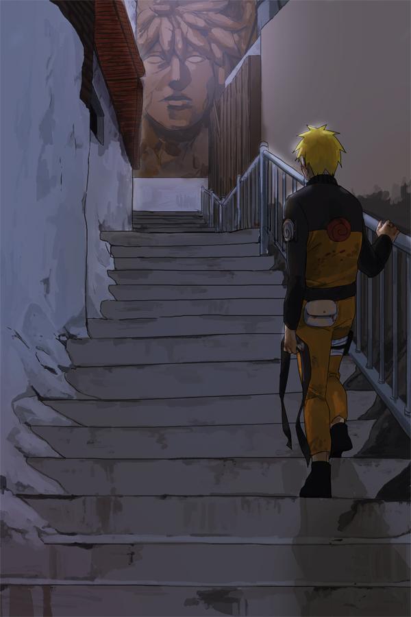 Anime, Pixiv Id 5170362, Naruto, Uzumaki Naruto, Pixiv, - Sad Naruto Art - HD Wallpaper