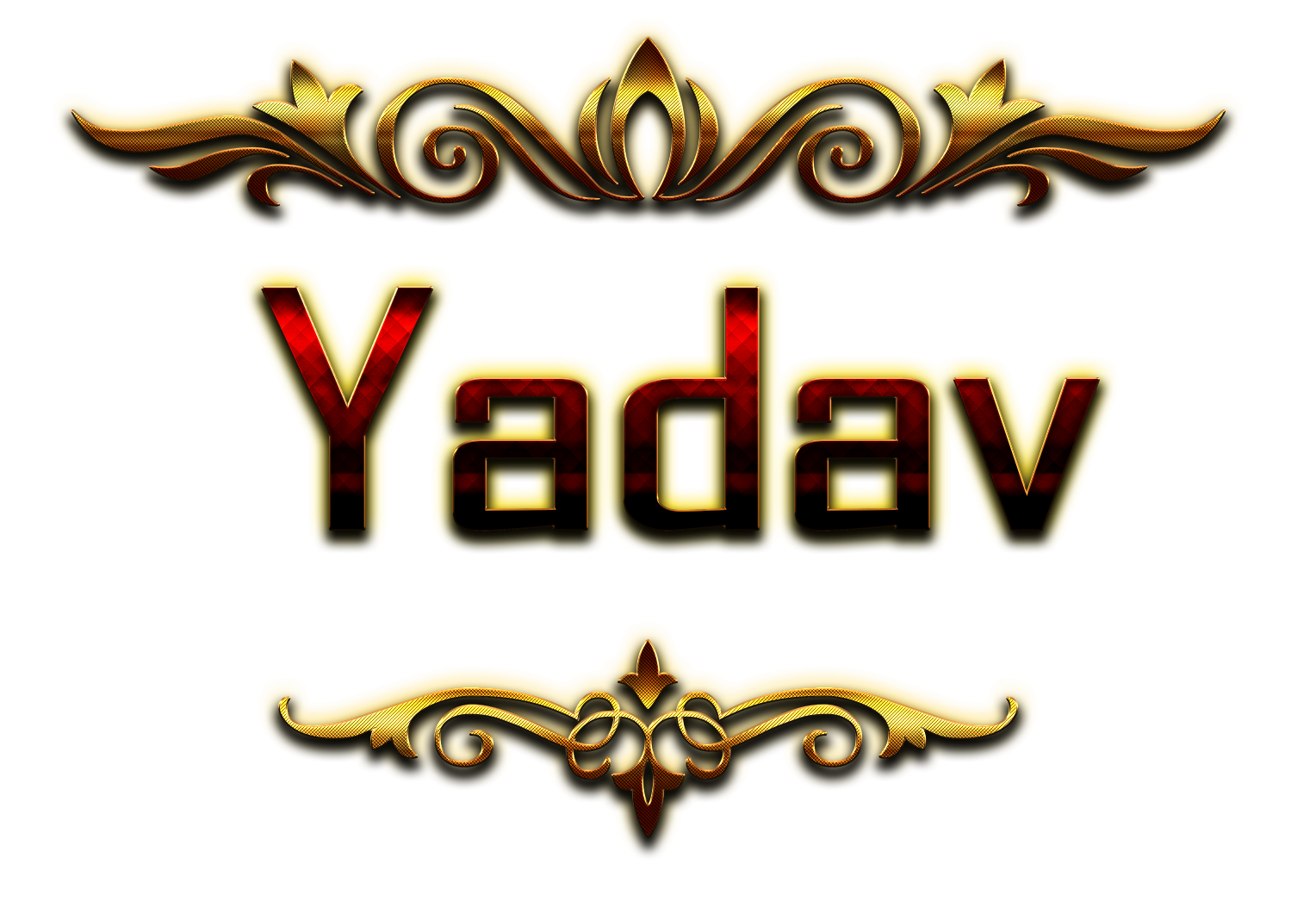 Yadav Decorative Name Png - Hunter Name - HD Wallpaper
