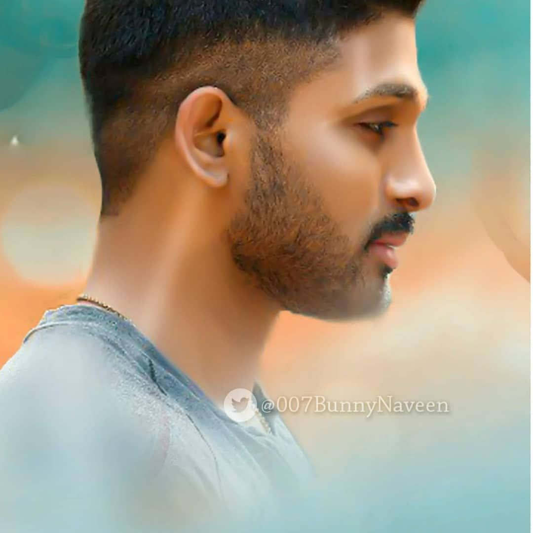 Allu Arjun Hairstyle Photos Download   15x15 Wallpaper   teahub.io