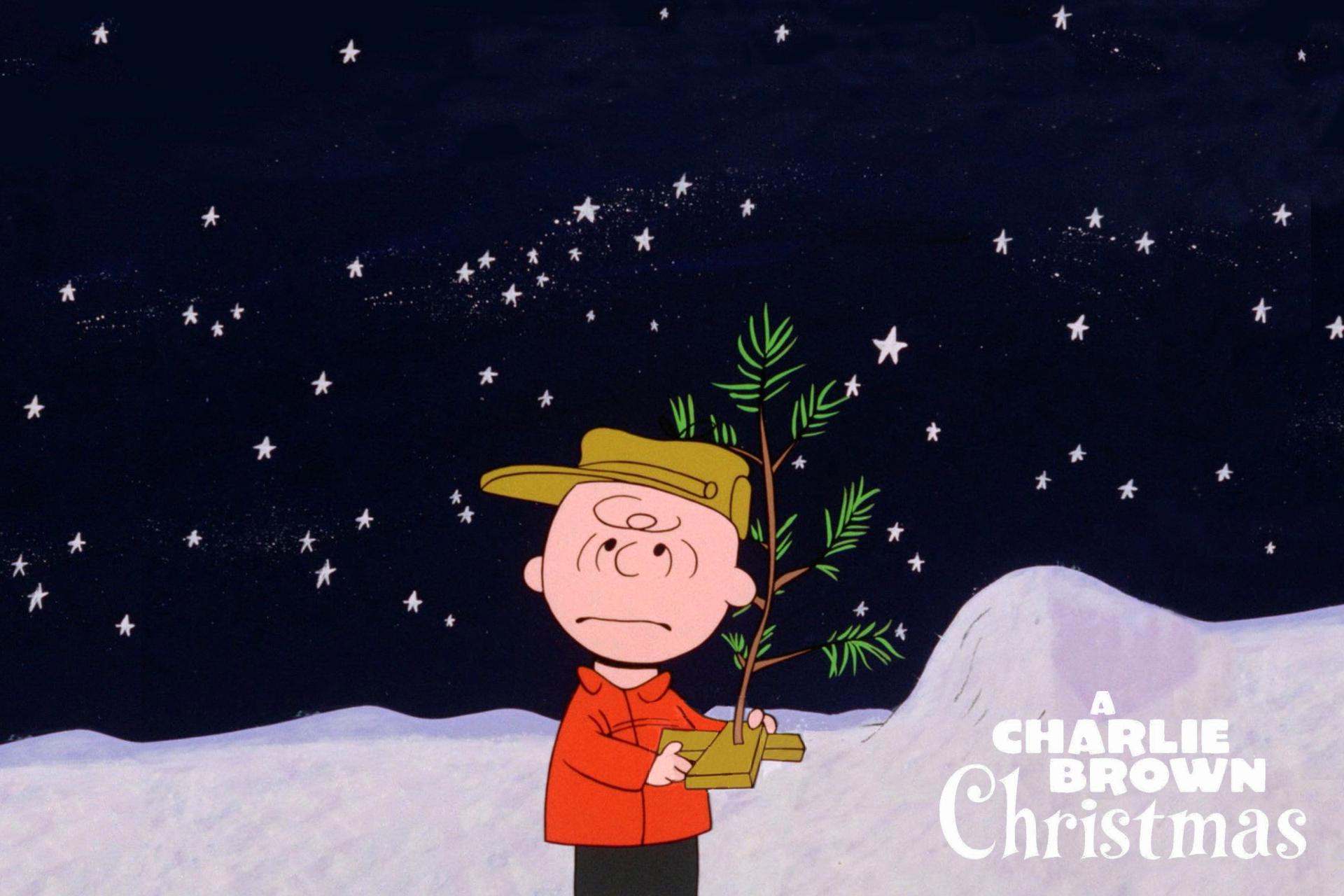 Charlie Brown Christmas Wallpaper Desktop - HD Wallpaper