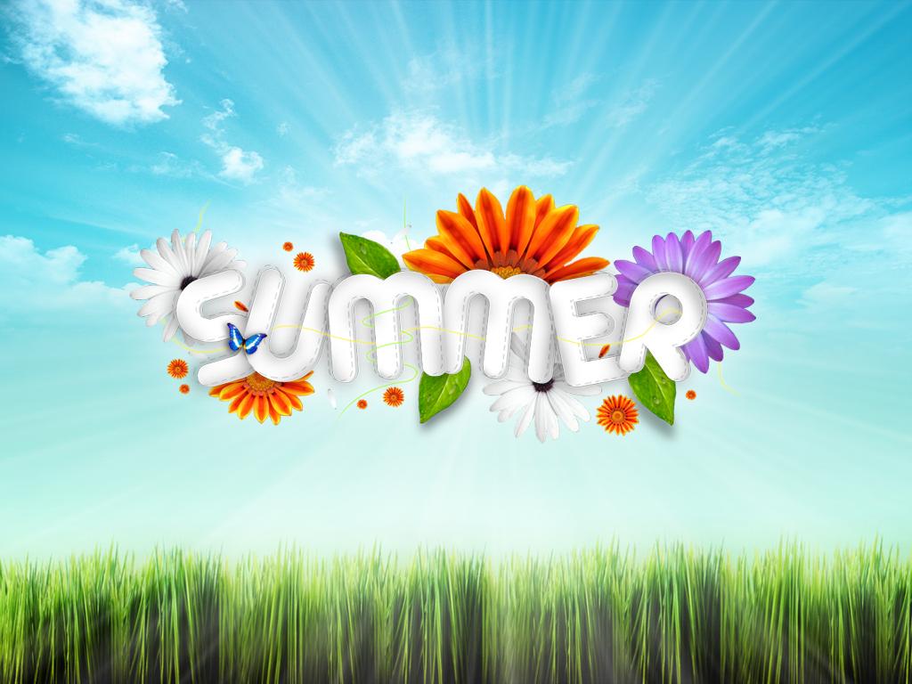 Summer Desktop Wallpaper Resolution File Size 480 Kb - Summer Fun Wallpaper Backgrounds - HD Wallpaper