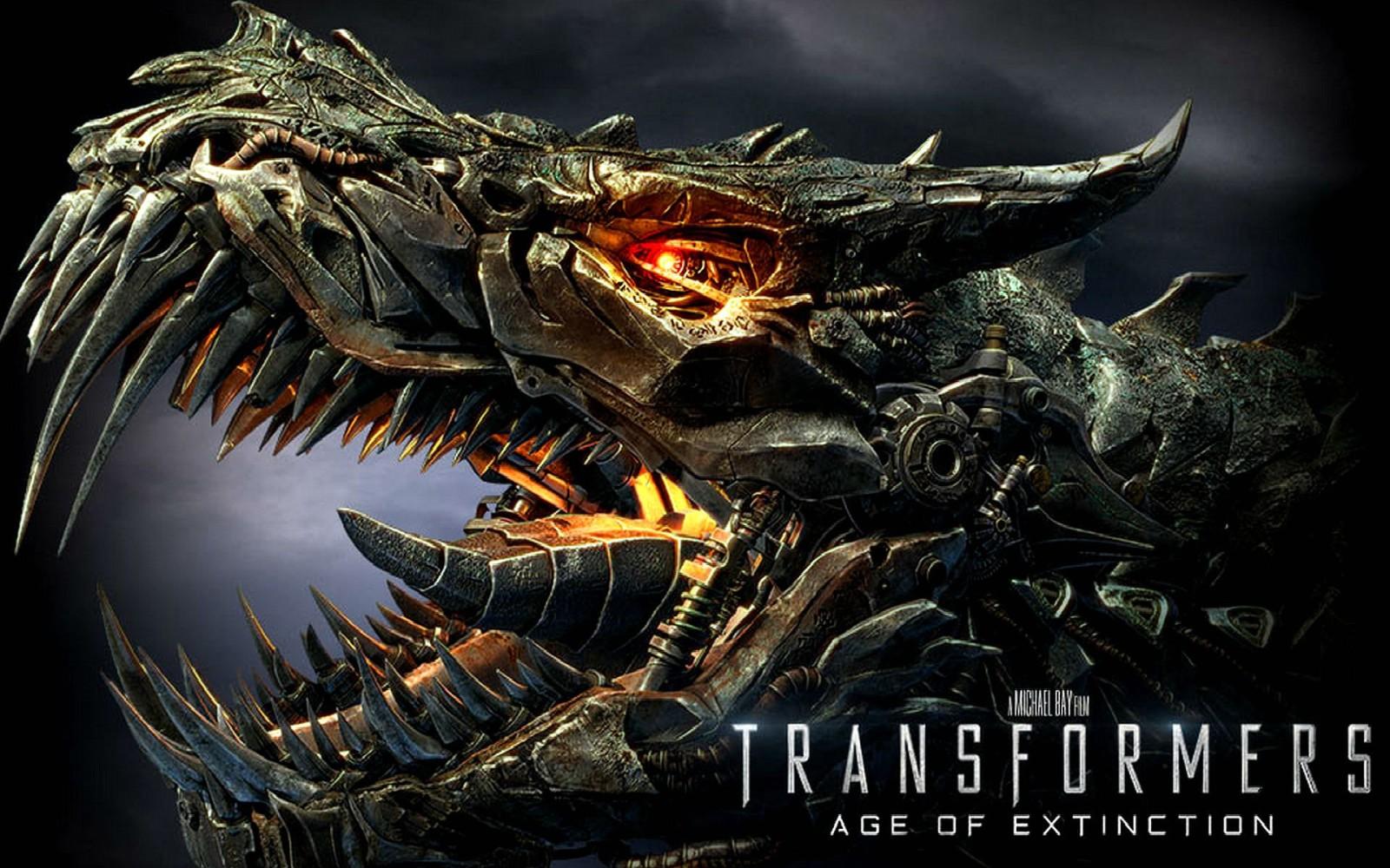 Transformers 4 Wallpaper Desktop Background On Wallpaper - Transformers 4 Dinobots Grimlock - HD Wallpaper