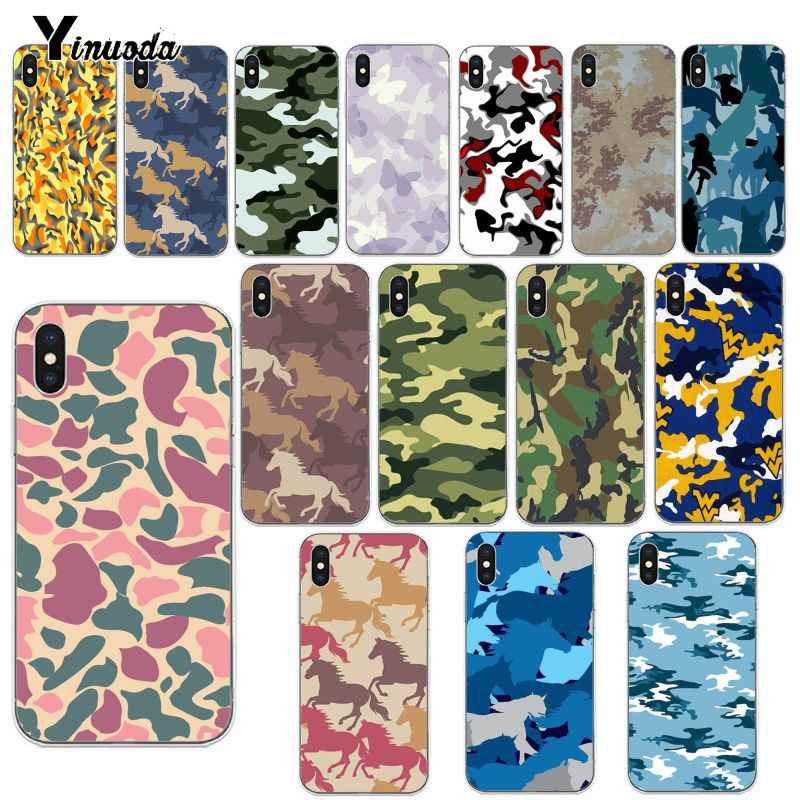Yinuoda Military Army Camouflage Wallpaper Design Case - Camouflage Army Camo Iphone - HD Wallpaper
