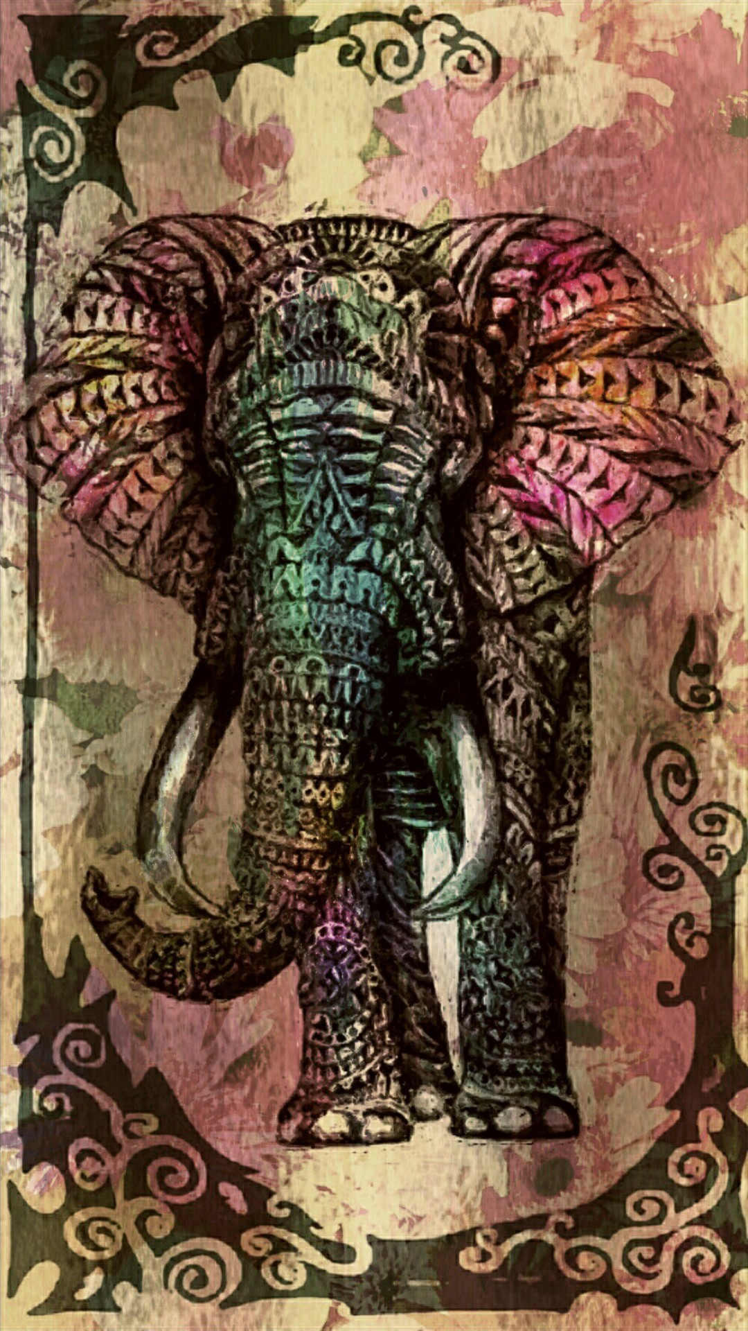 Customize Your Iphone 6 Plus With This High Definition - Best Elephant Wallpaper Iphone - HD Wallpaper