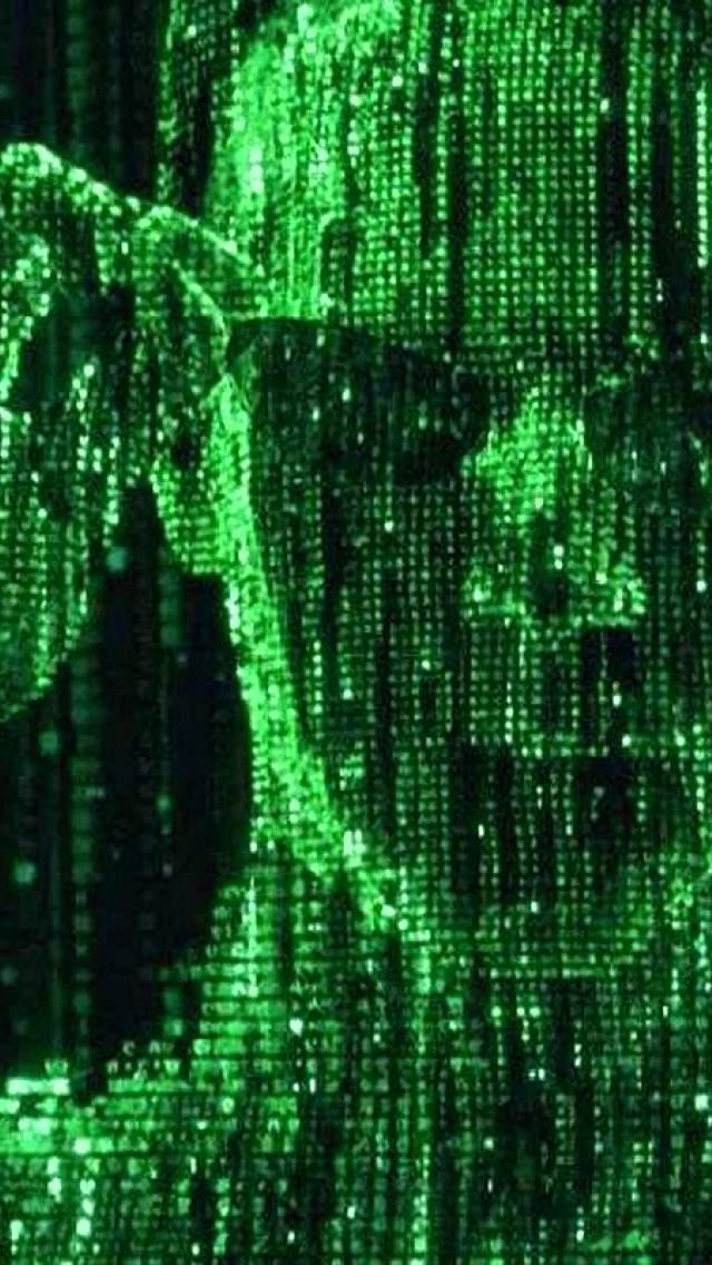 The Matrix Wall Paper The Matrix Wall Paper Matrix Matrix Wallpaper 4k Iphone 640x1136 Wallpaper Teahub Io