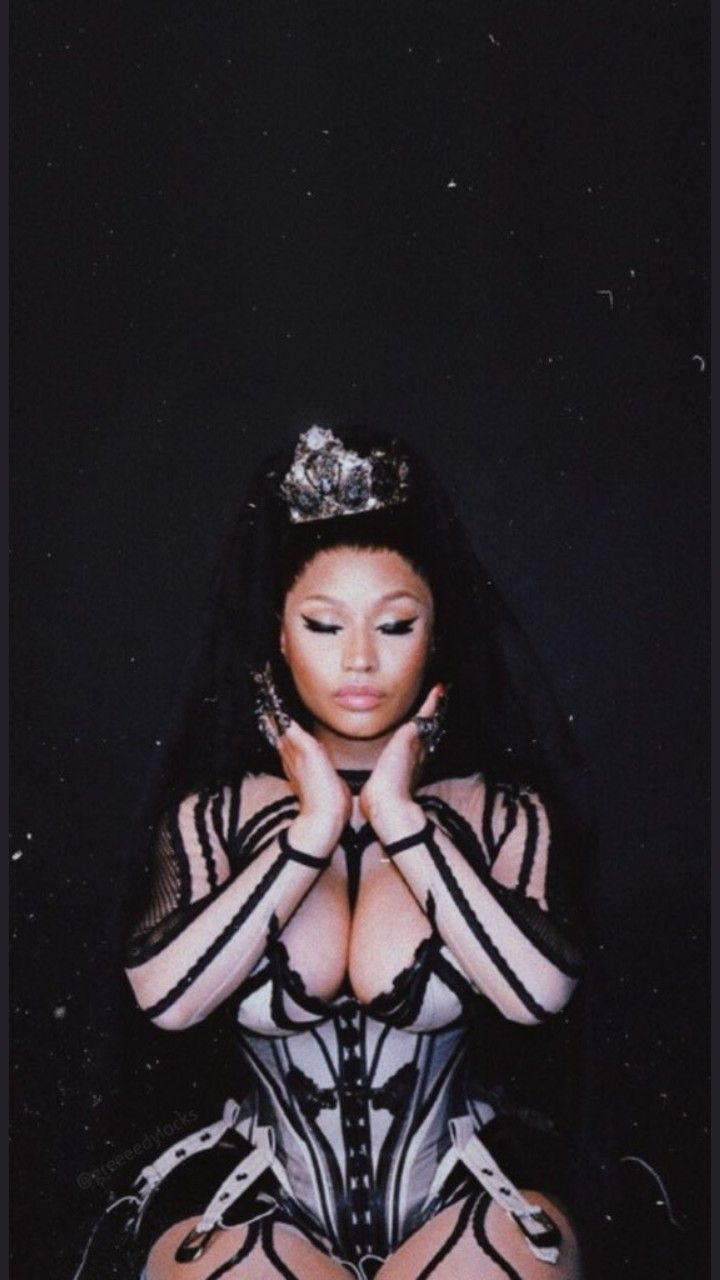 Lockscreen Nicki Minaj Iphone - HD Wallpaper
