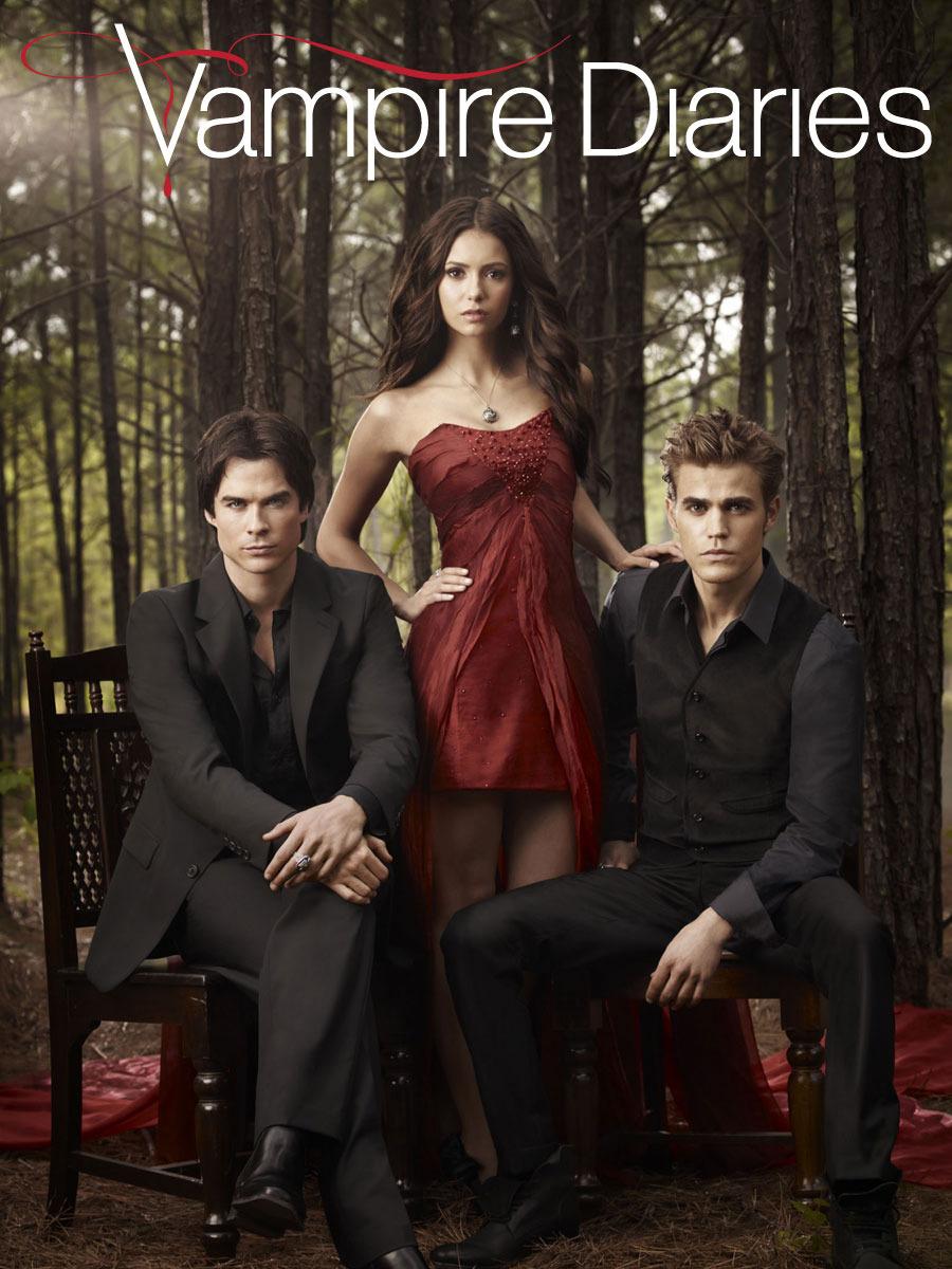 The Vampire Diaries Hd Wallpapers, Desktop Wallpaper - Vampire Diaries Damon Elena Stefan - HD Wallpaper
