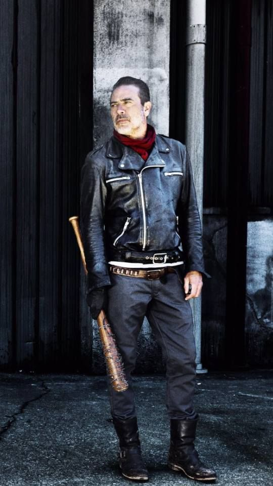 Twd Season 8 Negan - HD Wallpaper