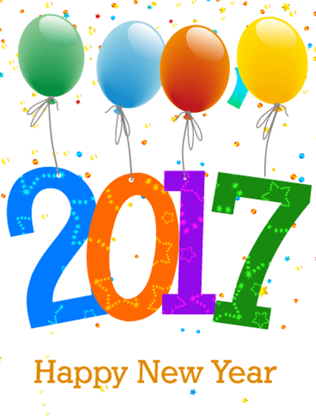 New Year Card 2020 - HD Wallpaper