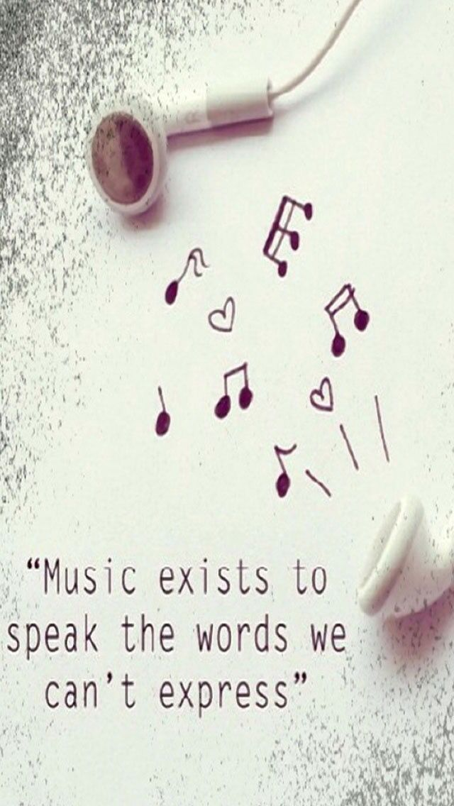 Iphone Wallpaper Music Quotes - HD Wallpaper