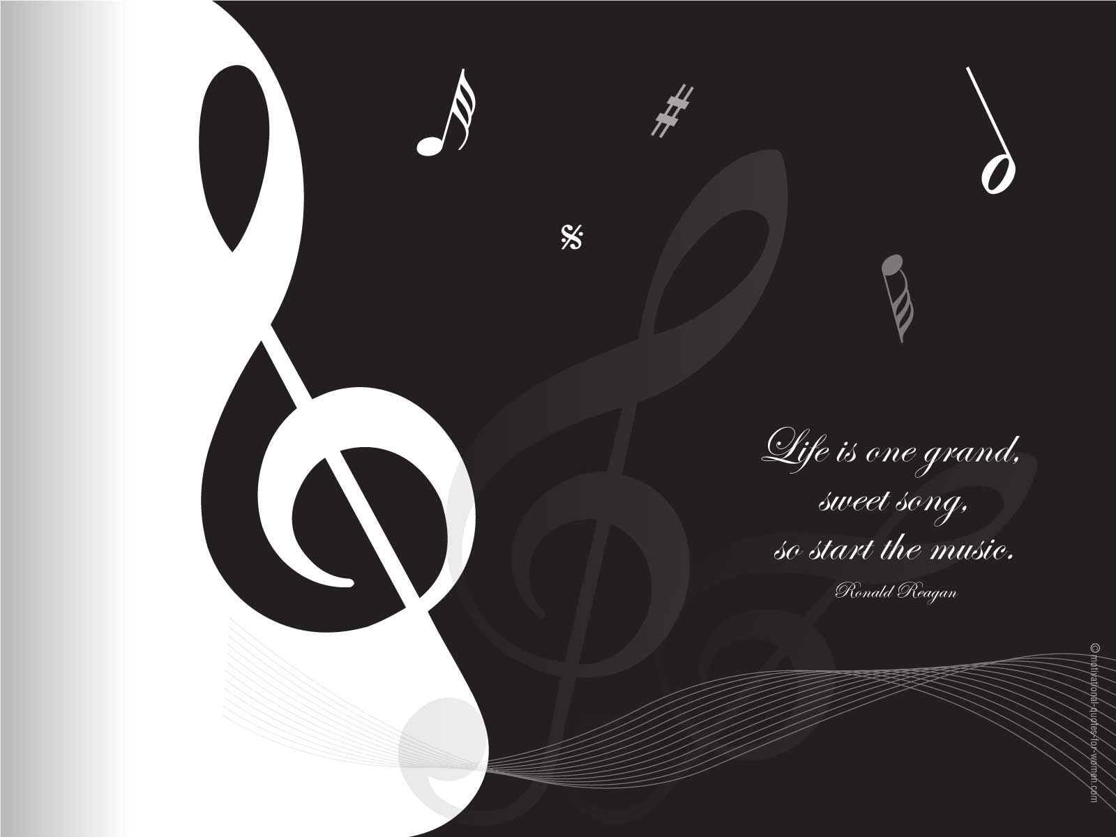 Heart Touching Quotes On Music - HD Wallpaper