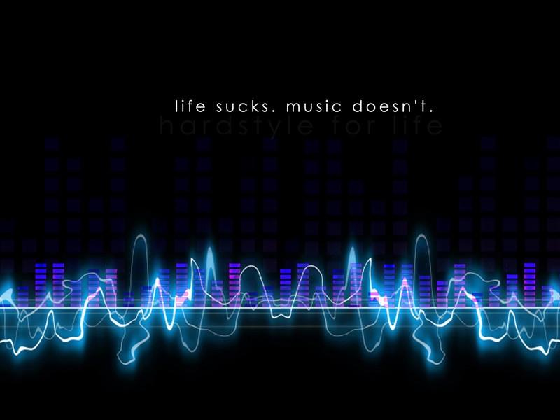 Music Doesn T - HD Wallpaper