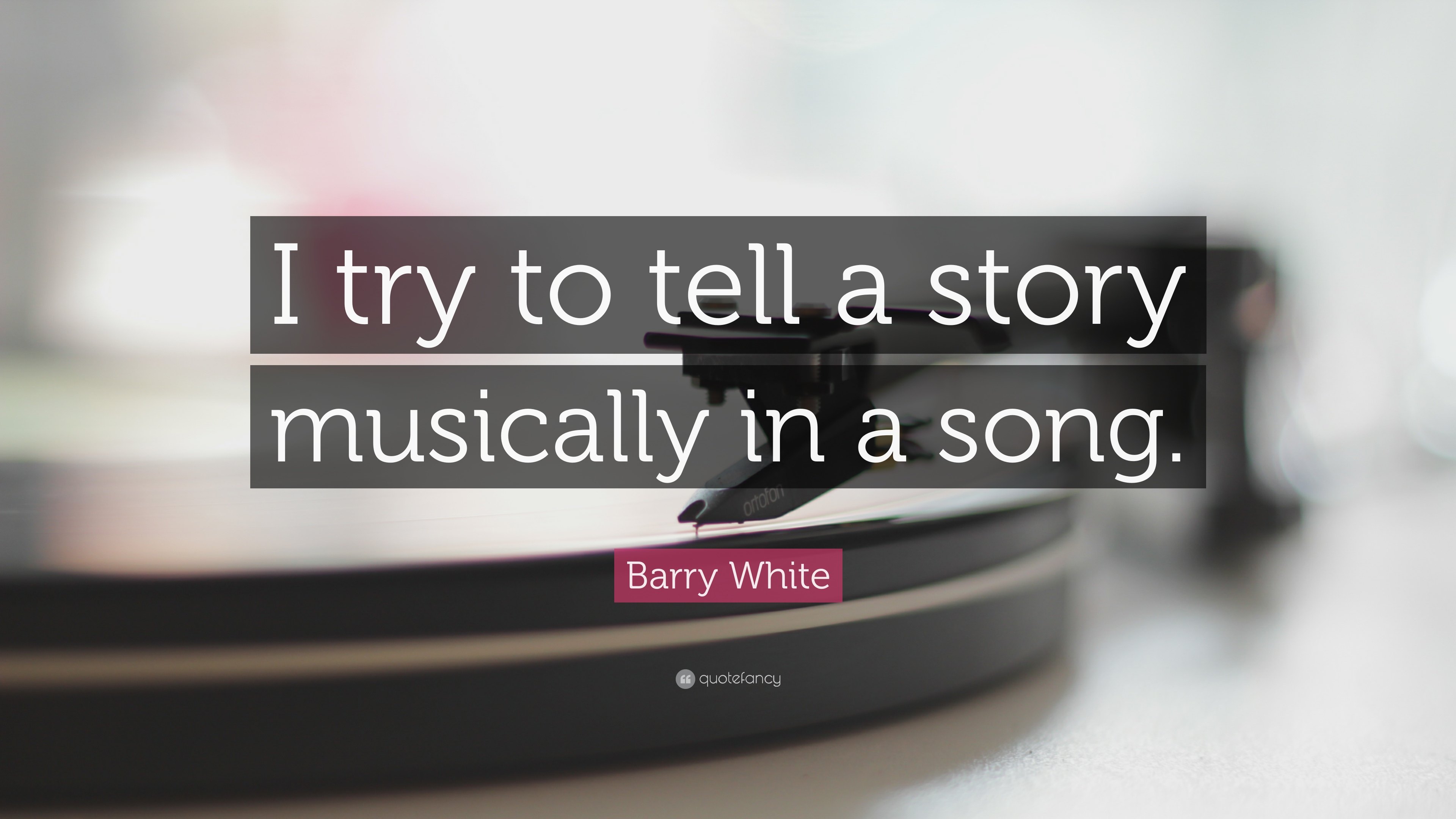 Barry White Quote - My Dad Is Rich Quotes - HD Wallpaper