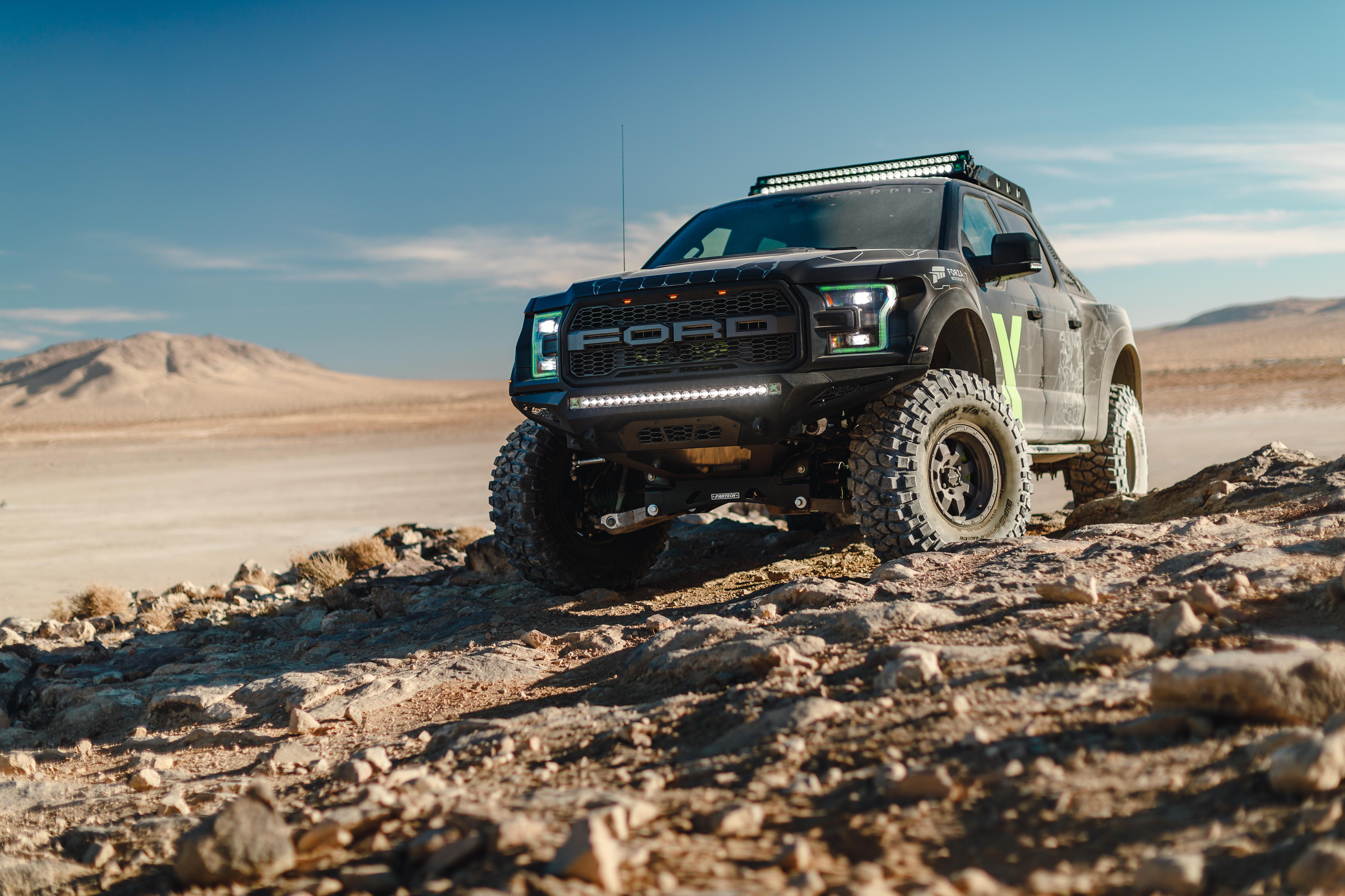 Ford Raptor F150 Off Road Kit 5472x3648 Wallpaper Teahub Io