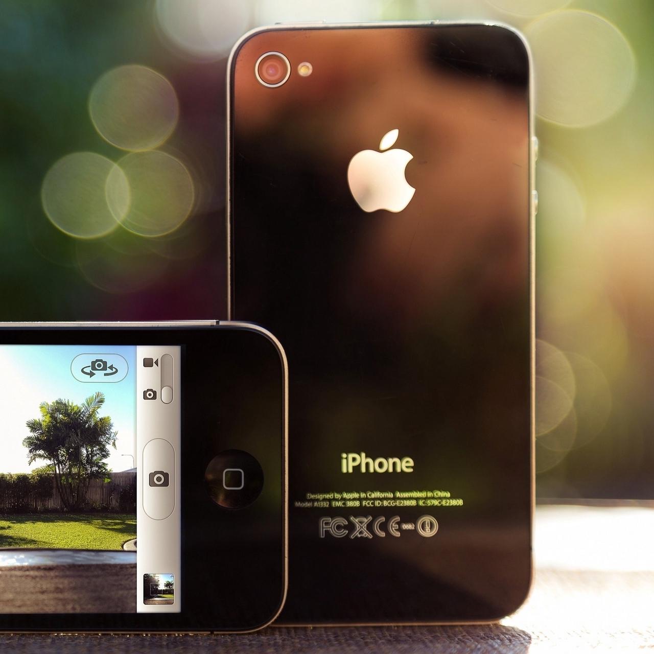 Wallpaper Iphone, Apple, Mac, Mobile Phone, Display, - Iphone 4 - HD Wallpaper