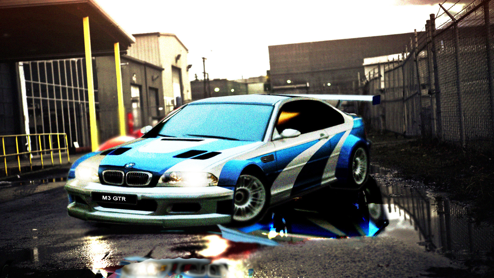 Bmw M3 Gtr Nfs Most Wanted Wallpaper Hd By Gothicdiamond99 Nfs Most Wanted Bmw Hd 1920x1080 Wallpaper Teahub Io