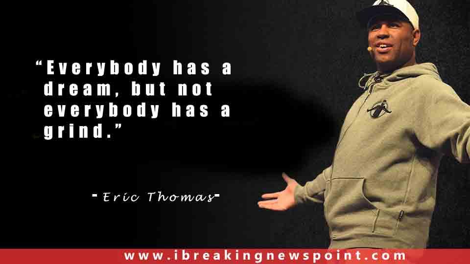 Eric Thomas Quotes, Eric Thomas Sayings, Eric Thomas - Eric Thomas Meme Lion - HD Wallpaper