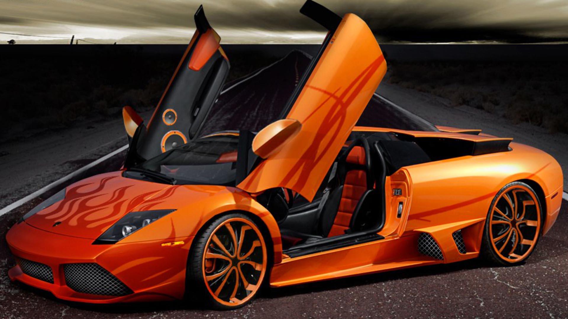 Nice Full Hd Lamborghini Wallpape Nice Lamborghini 1920x1080 Wallpaper Teahub Io