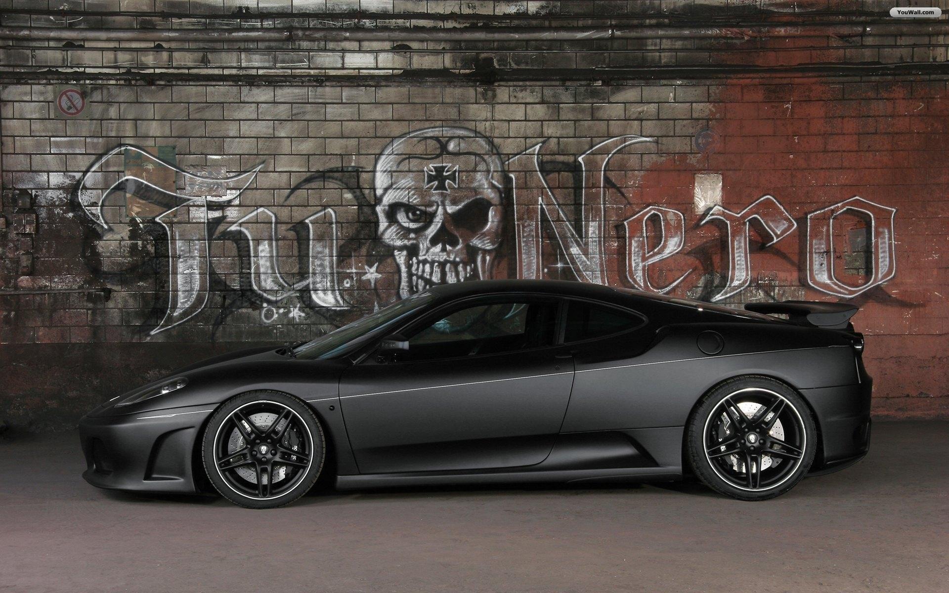 1920x1200 Black Ferrari Wallpaper 1 Free Hd Wallpaper Ferrari Car 1920x1200 Wallpaper Teahub Io
