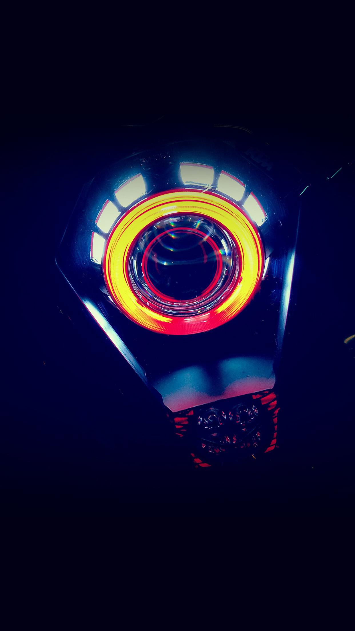 Dark Light Abstract Art - HD Wallpaper