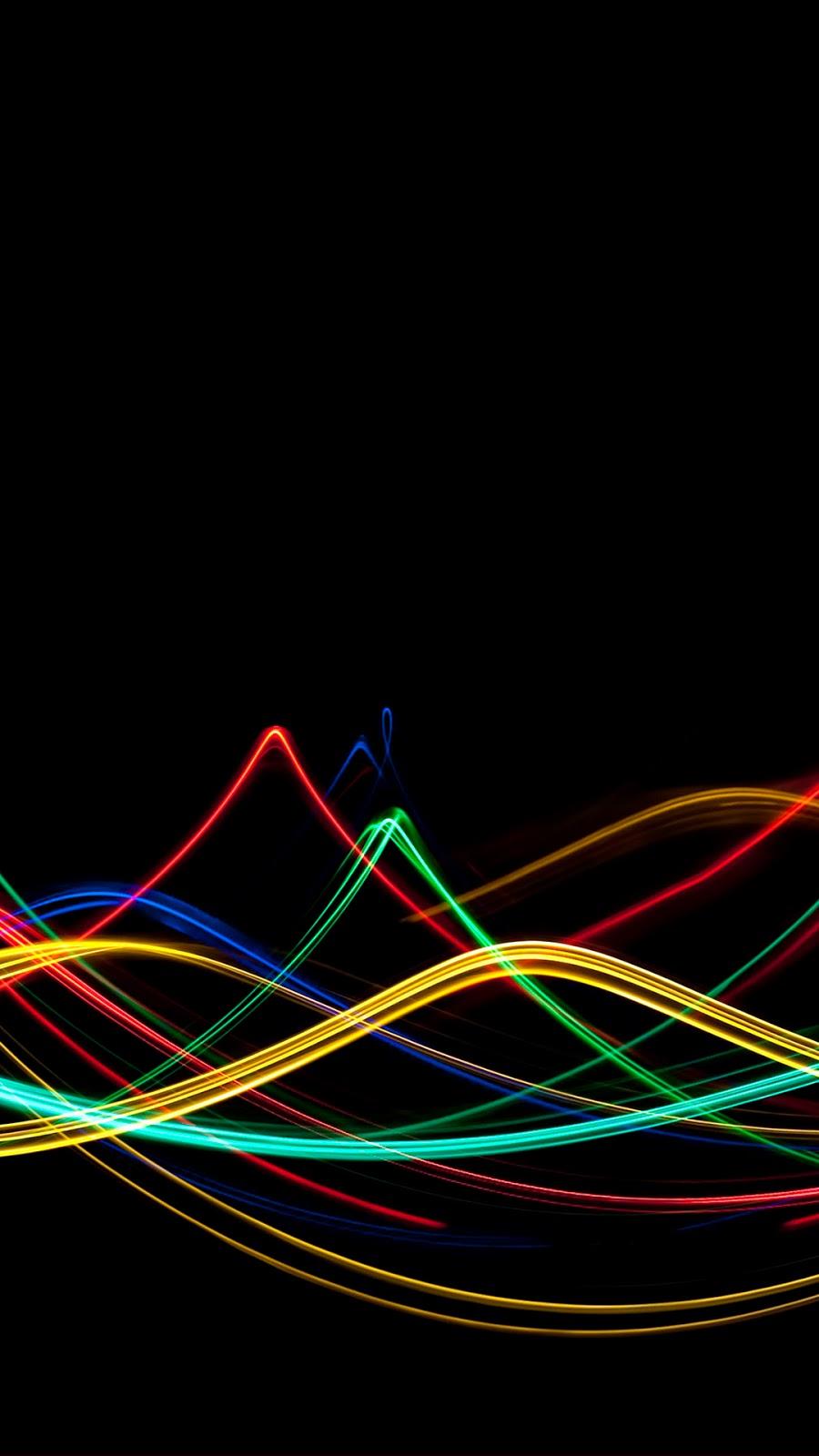 Neon Light Iphone Wallpaper - Abstract Hd Wallpaper 4k - HD Wallpaper