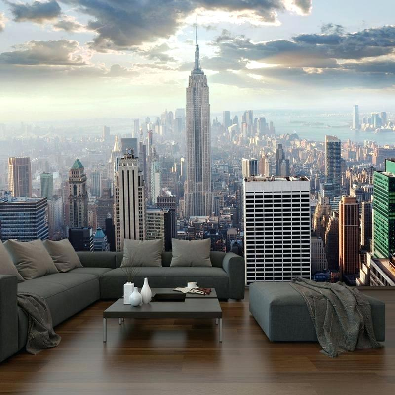 New York City Wallpaper For Bedroom Wall Murals Lovely - New York Wall Mural Ebay - HD Wallpaper