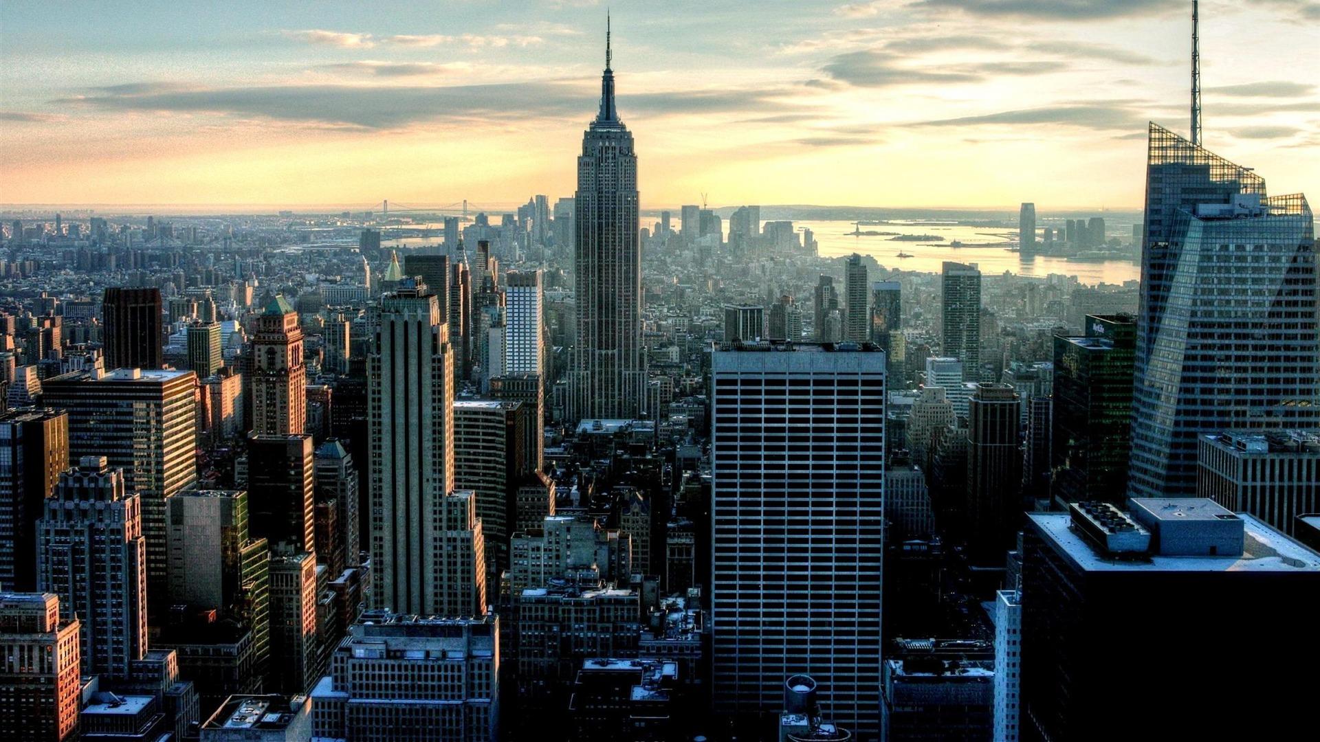 New York City - HD Wallpaper