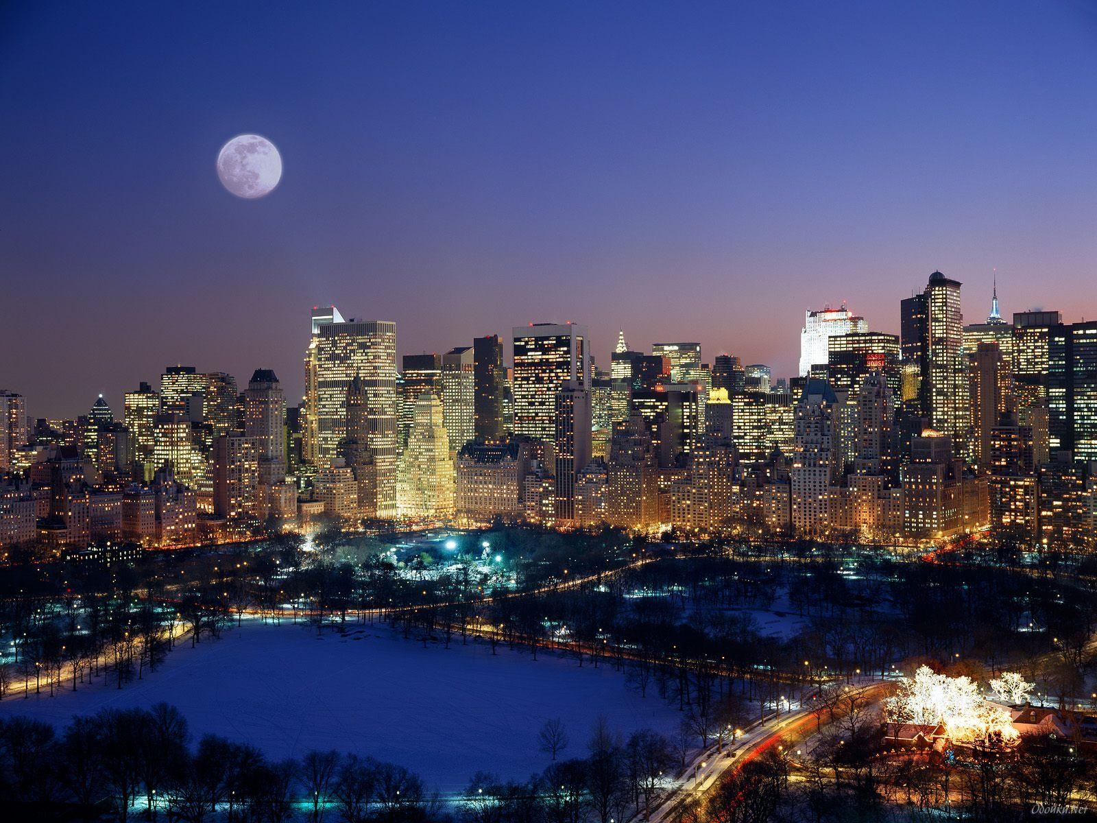 Cool Central Park Wallpaper - Beautiful Pictures Of Manhattan - HD Wallpaper
