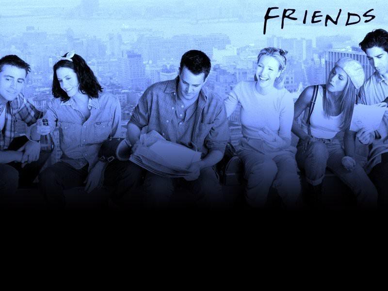 Friends Tv Series Wallpaper Quotes - HD Wallpaper