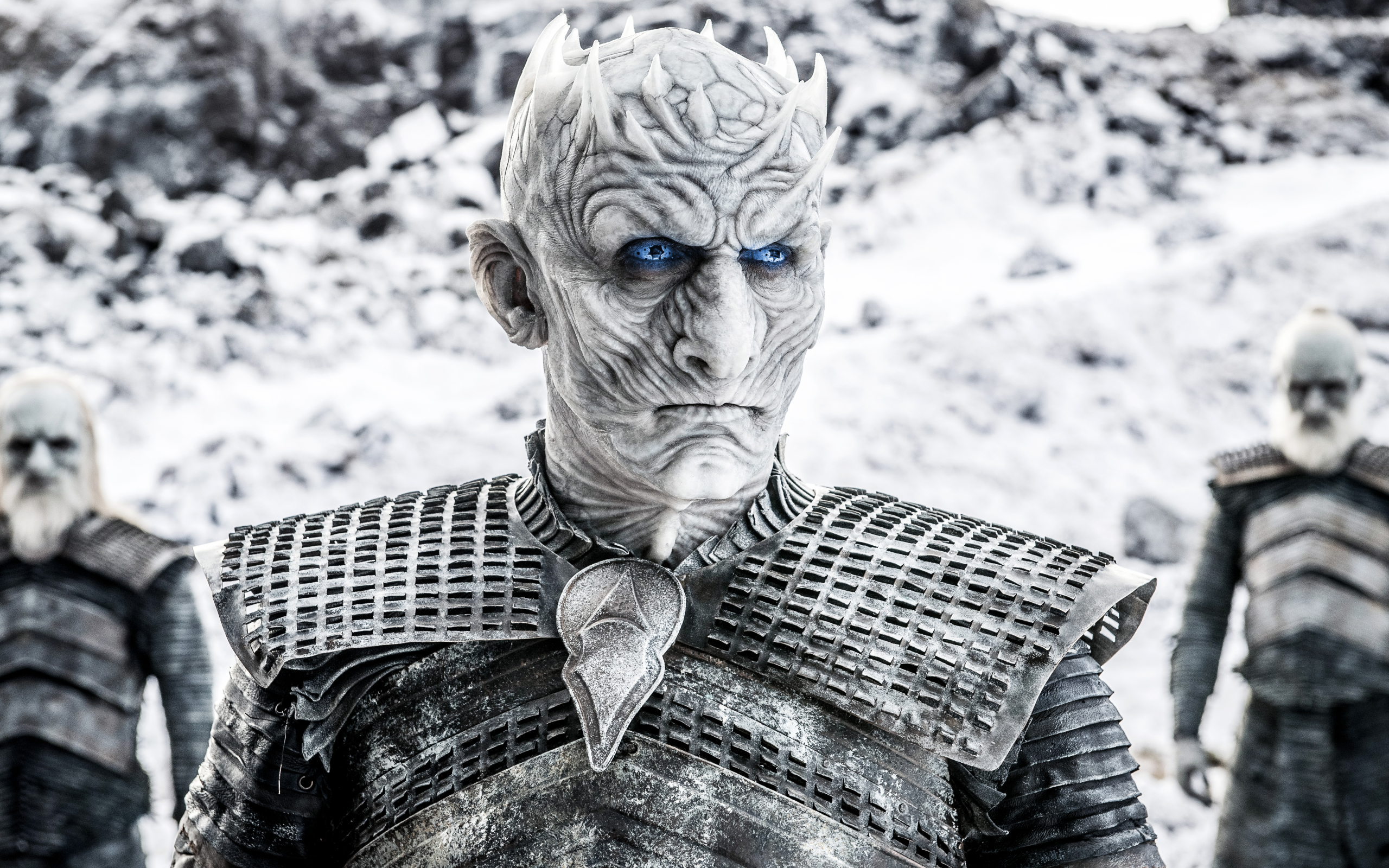 Wallpaper Of Game Of Thrones, Night King, Tv Shows - Night King Handsome - HD Wallpaper