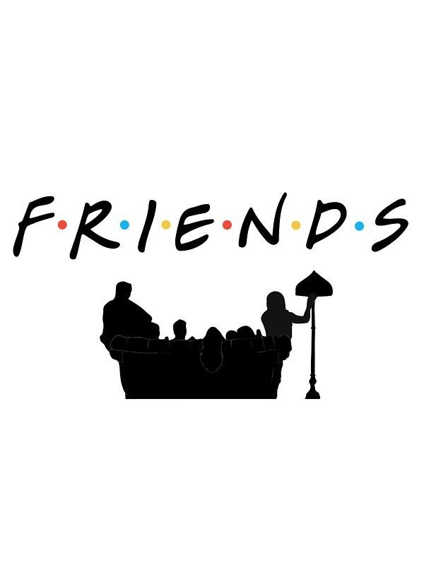 Best Friends Wallpaper Tumblr Friends Tv Show 600x800 Wallpaper Teahub Io