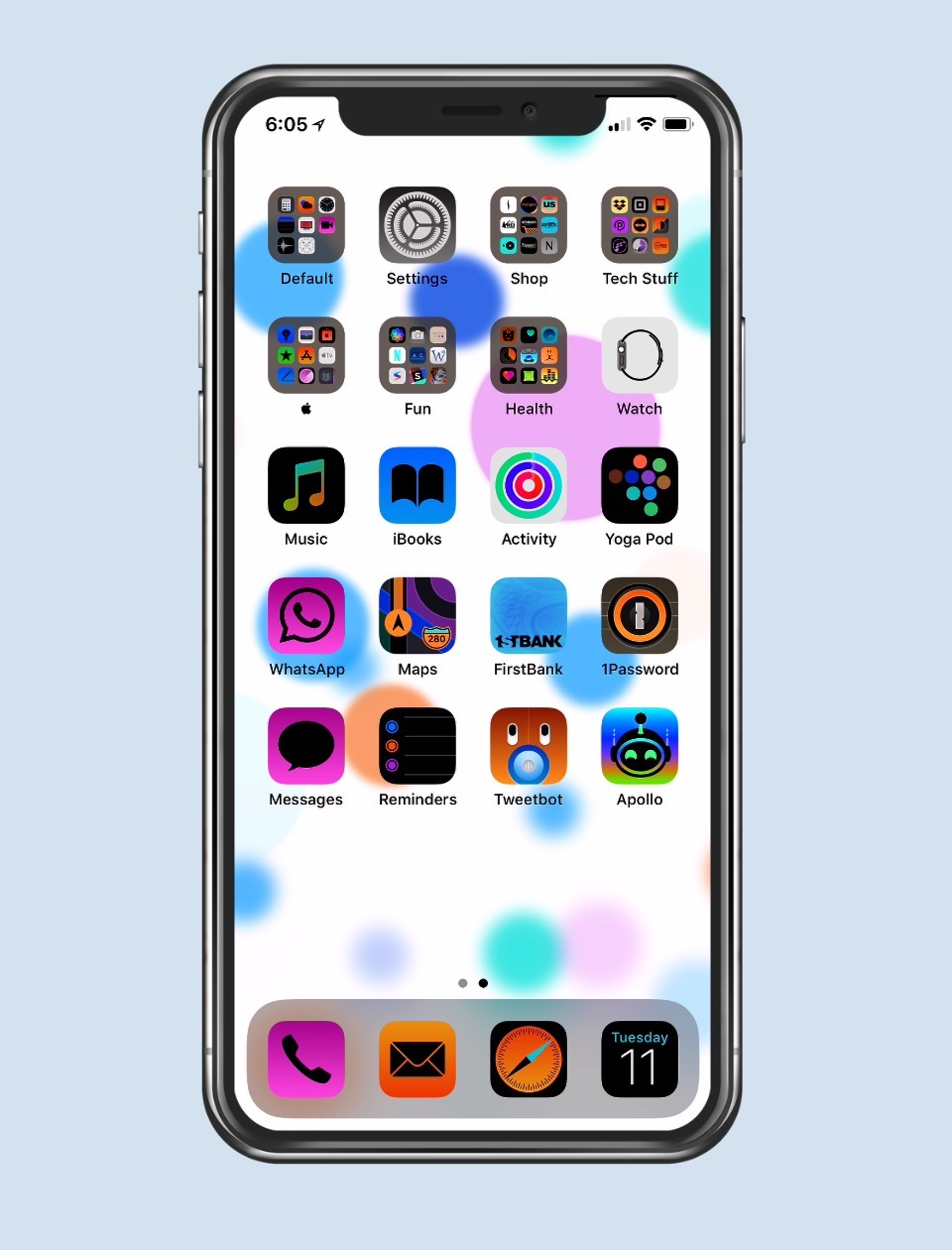 Inverted Colors On Iphone - Inverted Colors Iphone - HD Wallpaper