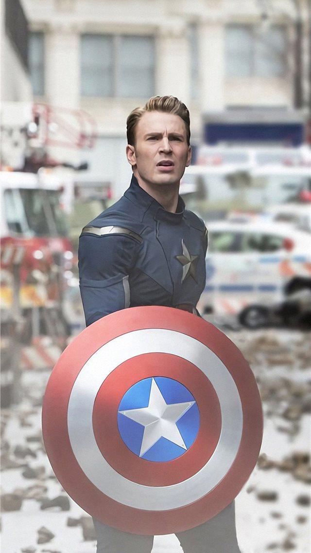 Captain America Tony Stark Antman In Avengers Endg - Aesthetic Captain America Lockscreen - HD Wallpaper