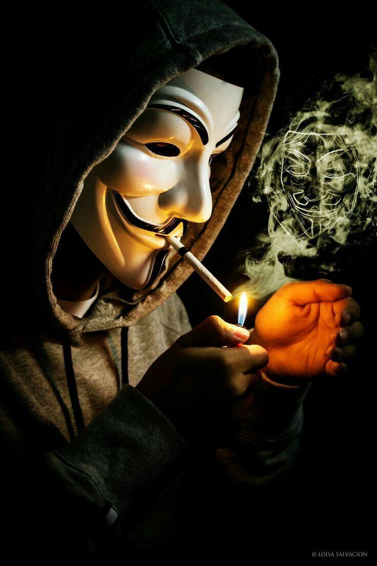 Joker Smoking Wallpaper Hd - HD Wallpaper