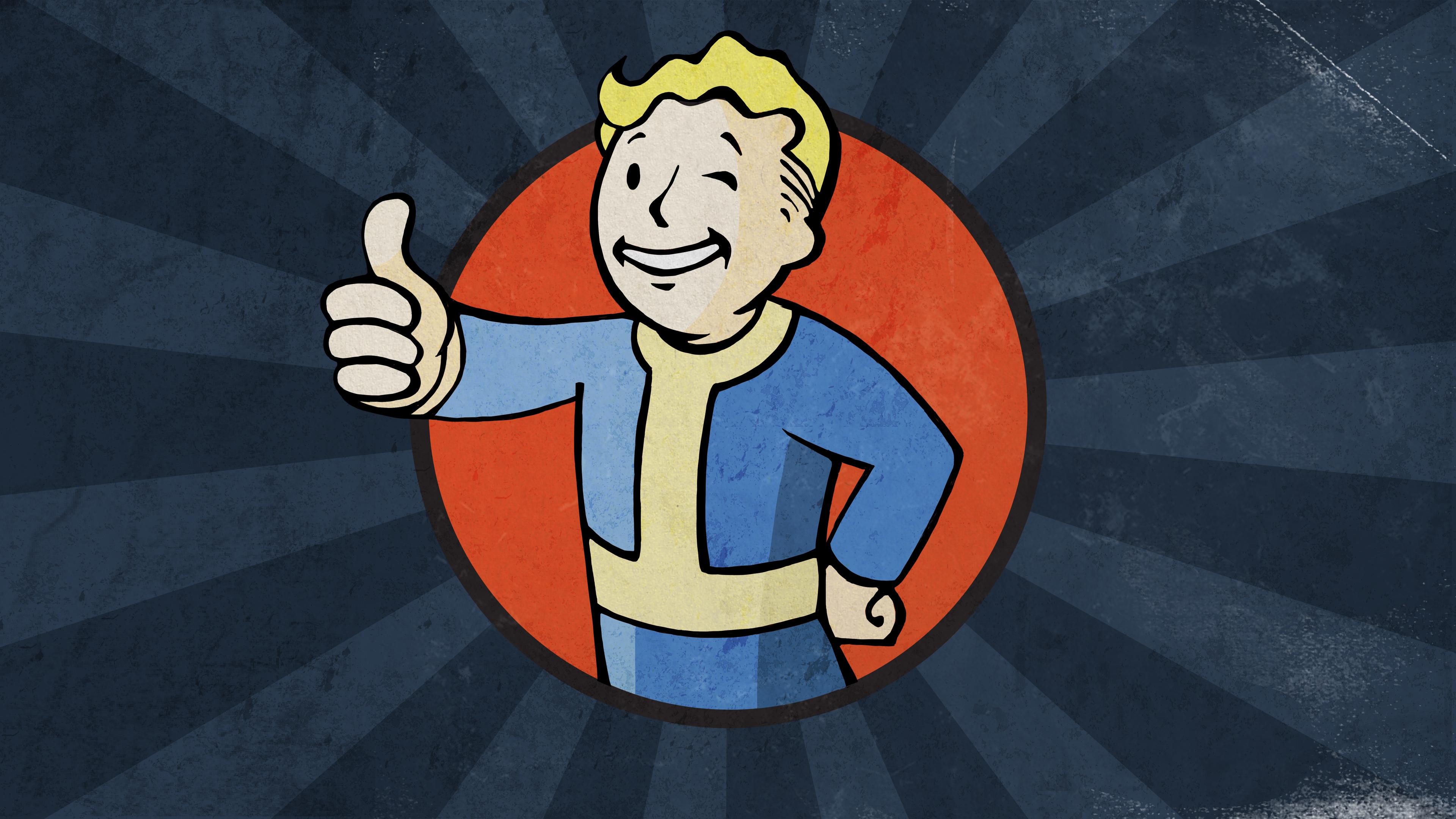 Fallout 4 4k Desktop - HD Wallpaper